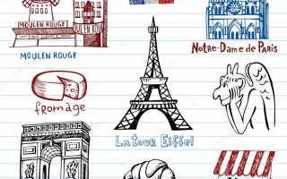 Символы Франции
