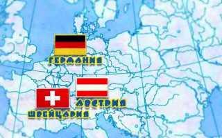 Сообщение о германии 3 класс окружающий мир — как сделать?