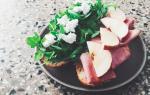 Как пишется слово «сэндвич»?