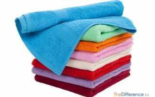 Как правильно полотенцев или полотенец