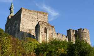 Самые загадочные и красивые замки Франции