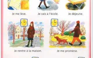 Перевод «на каникулы» на французский
