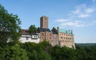 Самые красивые замки Германии + фото