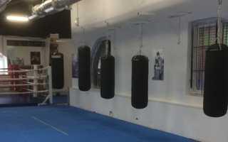 Бизнес-план спортивного зала
