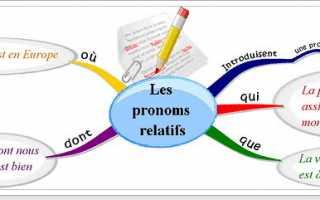 Притяжательные местоимения и прилагательные. possessifs