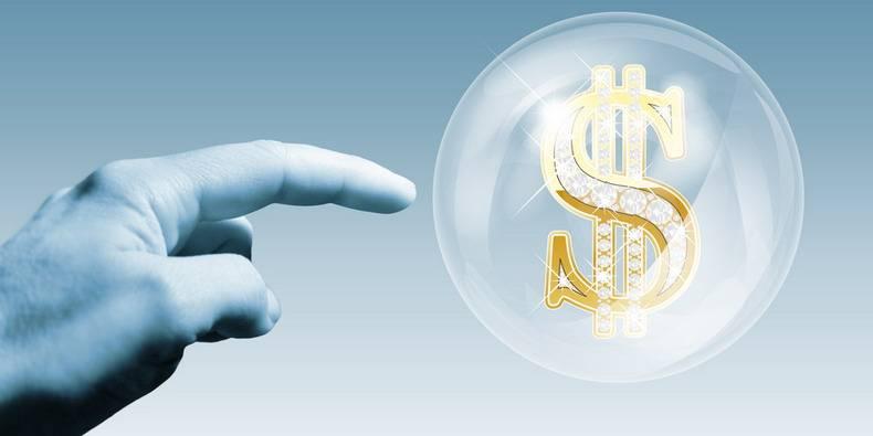Что такое пузырь на финансовых рынках с примерами из истории