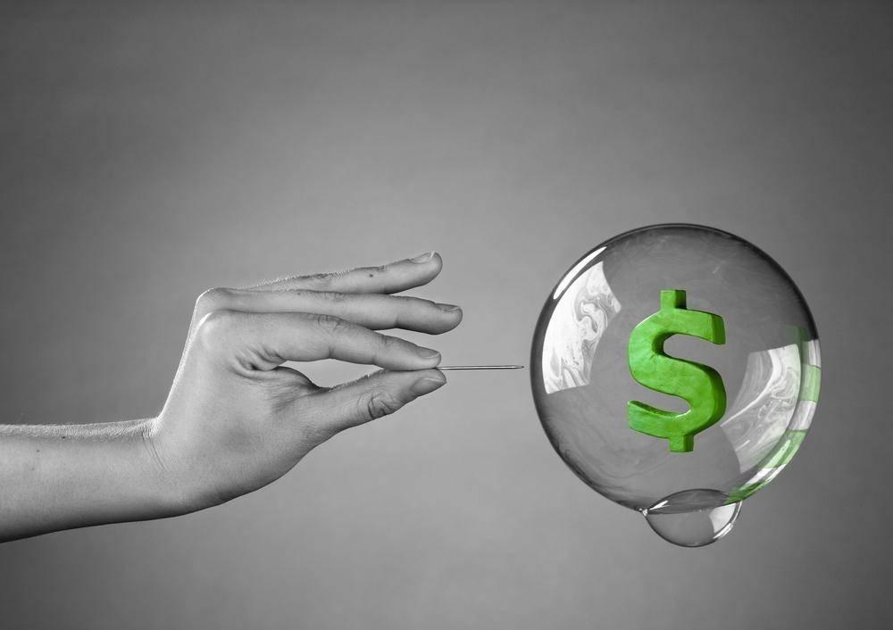 Что такое финансовый пузырь?