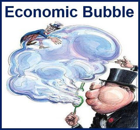 Финансовый пузырь википедия