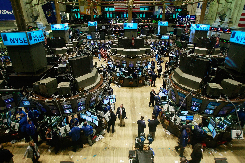 История фондового рынка