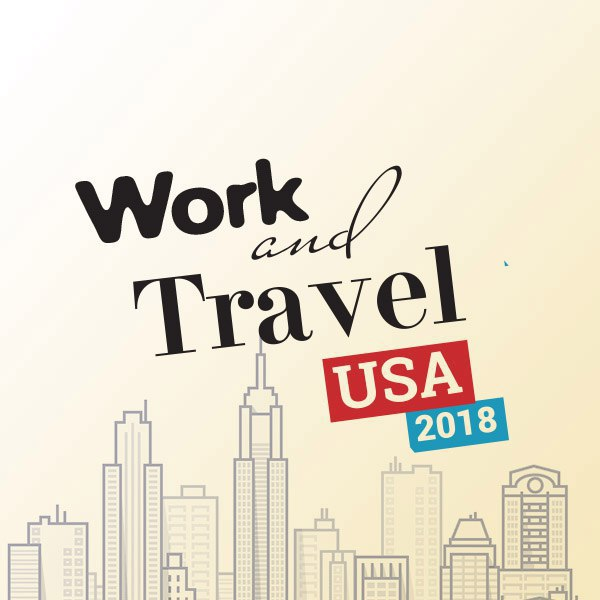 """Этапы оформления: """"work and travel"""""""