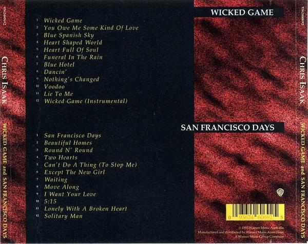 wicked game dean dyson перевод песни на русский