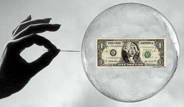 Экономический пузырь | азбука трейдера