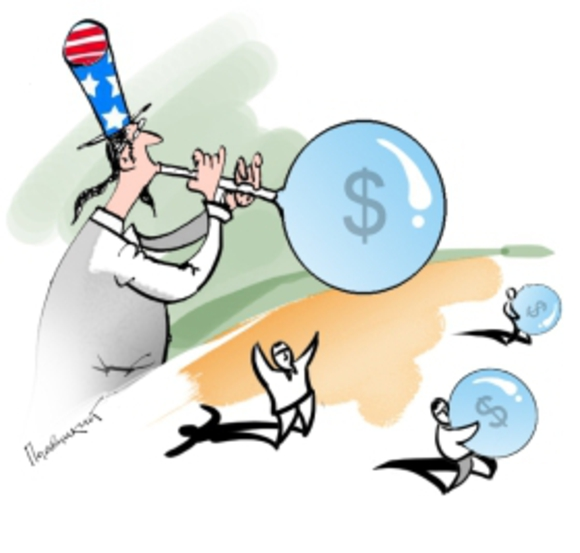 Глава 16. теории финансовых пузырей. анатомия финансового пузыря