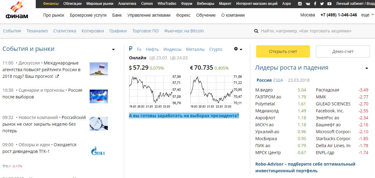 Обзор фондового брокера tradernet, а также правдивые отзывы - otziv-broker